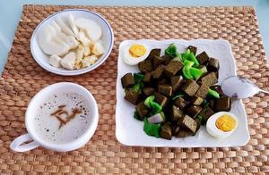 早餐别将就,一周不重样有杂粮热饮小菜,常吃粗粮,营养全精神好
