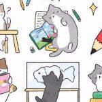有可爱猫咪图片吗?有!