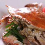 葱姜螃蟹,千万不要错过的螃蟹吃法,一人就能干掉一整盘