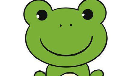 草莓袋里的青蛙