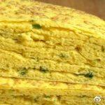 鲜玉米别只会水煮了,教你做成千层饼,层层柔软,玉米香味十足