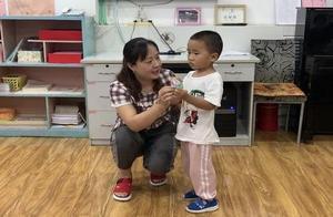 周村区实验幼儿园:渐进式入园,我们慢慢来