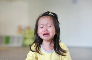 爱哭的孩子竟然情商更高?孩子哭先别阻止,聪明的爸妈都这样做