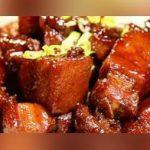 这才是红烧肉最正宗的做法,不加老抽、不放盐,色泽红润还没腥味