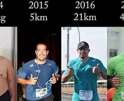 坚持跑步100天,你的身体将发生这些变化