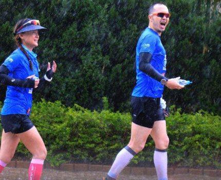 雨中跑步是一种什么样的体验