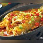 餐厅年卖百万的招牌菜-巨臭鳜鱼,独特混合酱料成就传奇美食