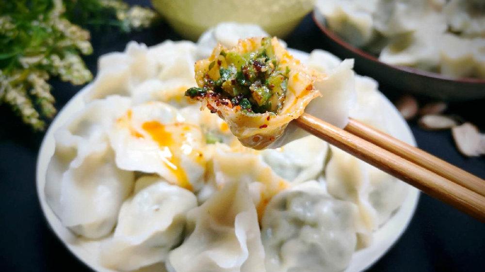 秋天,这菜包饺子,比萝卜菠菜营养,5毛钱一斤,再不吃就过季了