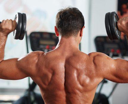 怎么把肩膀练宽?牢记6个练肩技巧,一组肩部训练动作