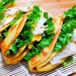 粗粮细作,原来用玉米面做的多层口袋饼最好吃,制作简单吃着方便