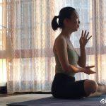 跟揭小玉学瑜伽 之 瑜伽肌肉运动法则(1)