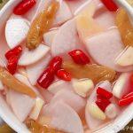 美食推荐:萝卜泡仔姜,酸辣泡鸭爪,泡椒凤爪,酸辣开胃好吃到爆