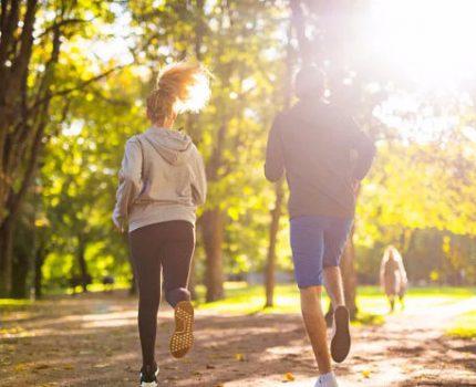 秋季跑步知多少?锻炼法则请收藏!