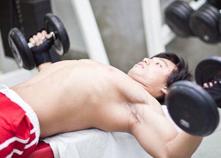 教你如何正确练就肌肉