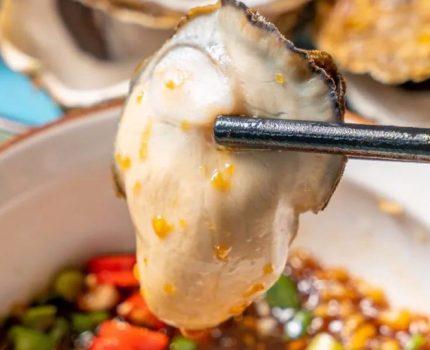 打卡新加坡料理!肥美生蚝一口爆汁!新鲜文昌鸡皮紧肉滑!