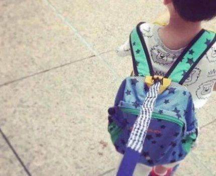 帅气哥哥带妹妹上学,被误认为是爸爸,网友:咱家还要嫂子不?