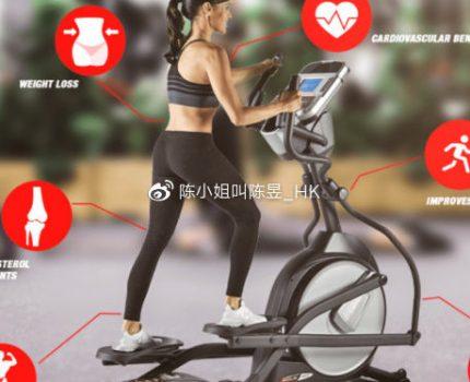 我的健身心得小分享-椭圆机