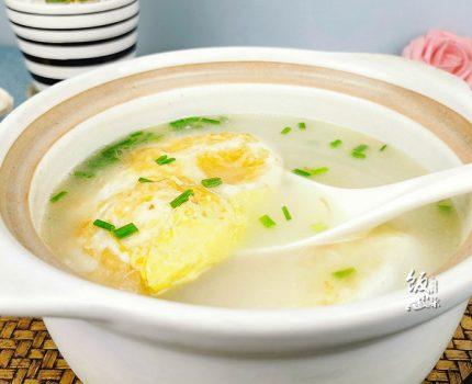 寒露过后,天气寒凉,喝这碗汤暖暖身子,味道好,营养高,又实惠