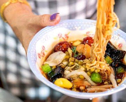 纳尼?老北京的粥是用马粪熬的?-【泰国的小吃】②