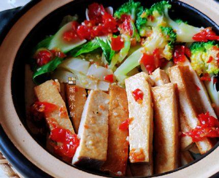这道素食拌饭味道清爽开胃,营养胜过吃肉,做法比煲仔饭简单快手