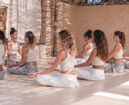 瑜伽理疗之调息