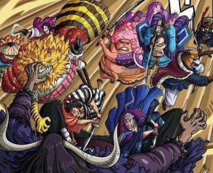 海贼王 凯多四属性攻击展现四皇实力,但尾田铁了心拿他成就路飞