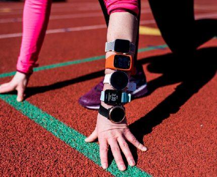 跑步,你戴运动手表吗?