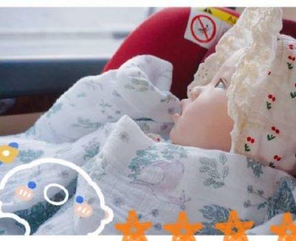 宝宝必备包巾之adenanais