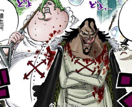 海贼王:尾田把凯多塑造得太强,可实力却不如他,有失四皇威严
