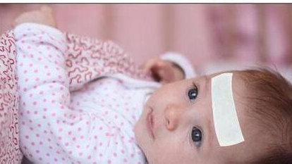 宝宝发烧39.5℃以下这6种家庭处理方法,妈妈一定要收藏