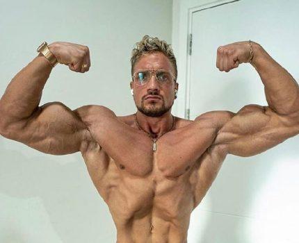 一个动作告诉你,肱二头肌练不粗的原因!