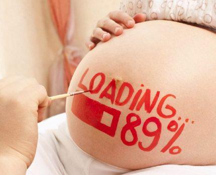 孕38周二胎妈妈门诊产子,孕晚期出现这几种情况,要及时去医院