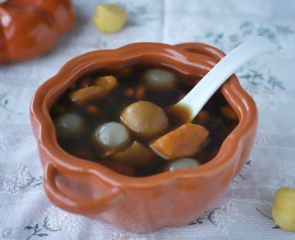 跟老广学煲糖水,食材普通又简单,喝起来驱寒暖身,肠胃也舒坦