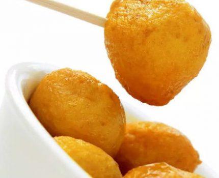吃鱼蛋,必须是港式鱼蛋!还要是咖喱风味!