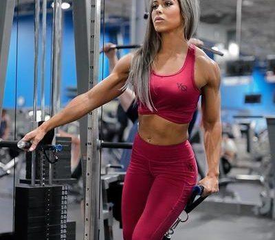 40岁还在锻炼,她能保持健美的身材,锻炼的动力原来如此