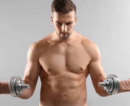 怎么增肌最有效?牢记这几个训练原则,练出肌肉身材