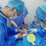 实拍!带你揭秘玛珂迩宝宝出生后的第一时间