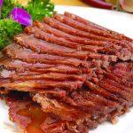"""秘制""""酱牛肉""""配方!味道鲜香,快收藏,过年做牛肉必备"""